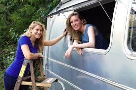 100 Restoring Airstream Travel Trailers Silver Sistas Restoring Vintage RV Wheel Life