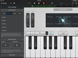 GarageBand 2 2 sees the return of Alchemy to iOS and introduces a new Track Controls