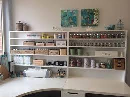 Corner Desk Organization Ideas by 77 Best Craft Rooms Images On Pinterest Organization Ideas