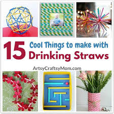 Drinking Straws Arent Just For Your Summer Coolers Theres A Lot You Can