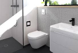 eingebauter toilettenpapierhalter roll schwarz l