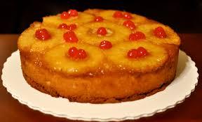 File Pineapple upside down cake Wikimedia mons