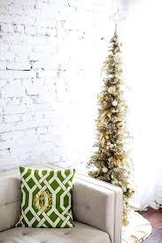 Downswept Pencil Christmas Tree by Tall Narrow Christmas Tree U2013 Amodiosflowershop Com