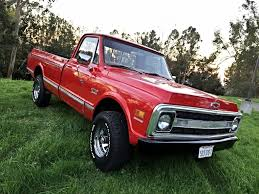 1970 Chevrolet C-10 4x4 - YouTube