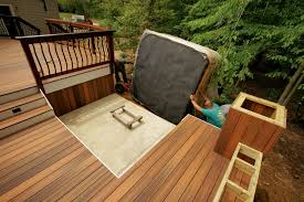 Hot Tub Design Ideas - Aloin.info - Aloin.info Hot Tub On Deck Ideas Best Uerground And L Shaped Support Backyard Design Privacy Deck Pergola Now I Just Need Someone To Bulid It For Me 63 Secrets Of Pro Installers Designers How Install A Howtos Diy Excellent With On Bedroom Decks With Tubs The Outstanding Home Homesfeed Hot Tub Pool Patios Pinterest 25 Small Pool Ideas Pools Bathroom Back Yard Wooden Curved Bench