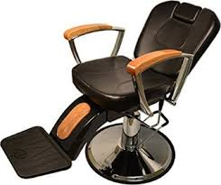 Fully Reclining Barber Chair by 10 Best Reclining Salon Chair With Headrest