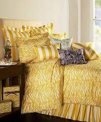 Golden Yellow Kenya Queen Duvet Set