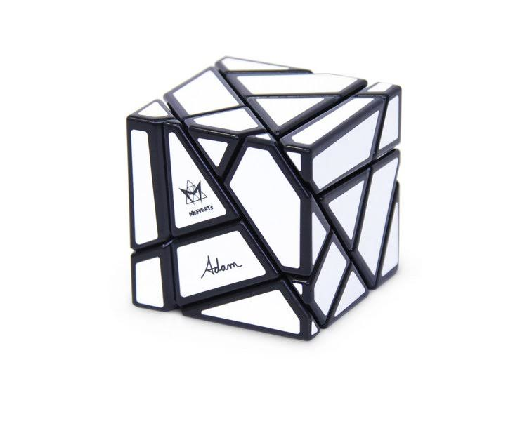 Meffert's Ghost Cube Puzzle