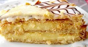 guide cuisine recettes recette dessert gateau millefeuille