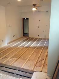 Sistering Floor Joists With Plywood by Replacing Rotten Floor Joists Google Search My Old House