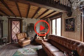 wohnzimmer living room home decor abandoned houses