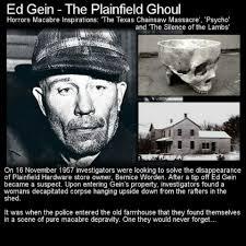 Ed Gein Chair Prop by Edward Theodore Gein Ed Gein Pinterest