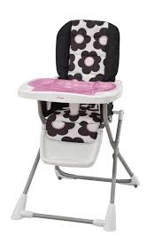 Evenflo Easy Fold Simplicity Highchair by Evenflo High Chair Evenflo Convertible High Chair Dottie Lime For