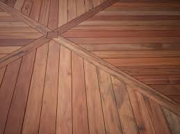 Ipe Deck Tiles Toronto by Another Herringbone Pattern I Love The Color Variations In The
