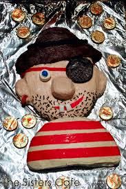 Pirate Cake copy