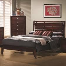 Laguna King Platform Bed With Headboard by Headboards Chic Bed With Headboard Bedroom Space Bedroom Scheme