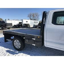 Bradford Built Flatbed Work Bed In 5th Wheel Mount Truck Decking ...