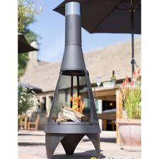 Pyramid Patio Heater Homebase by Colorado Steel Chiminea Steel Chiminea In Black Ogd22 Chiminea