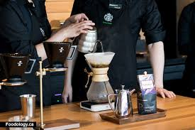For A Rich Bodied And Flavourful Cup Of Brewed Coffee You Can Use The Chemex Method This Combines Elegance Function Using Pour Over With