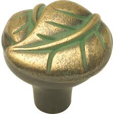 Dresser Hardware Knobs Home Depot by Hickory Hardware Touch Of Spring 1 1 4 In Verde Antique Cabinet