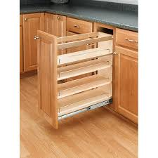 Base Cabinet Filler Strip by Organizing Base Cabinet Organizers Pull Out Cabinet Shelf