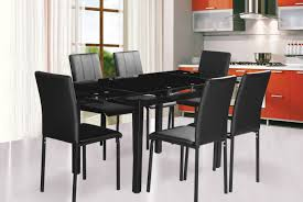 Value City Furniture Kitchen Sets by Chair Esquire Table And 6 Chairs Cherry Value City Furniture