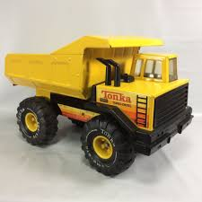 Tonka Turbo Diesel Yellow Diecast Metal Mighty Dump Truck XMB-975 ... Vintage Toys Toy Cars Tonka Bottom Dump Truck Steel Vehicle Kids Large Children Sandbox Fun R Us Stops Selling Truck After It Catches Fire With 20 Mighty Dump Toughest Mighty Azoncomau Games 90667 Amazoncouk My Friend Has An Almost Full Set Of Original Metal Trucks His Big Metal Trucks Backhoe Front Loader Youtube 1963 With Sand Last Chance Antiques Ruby Toysrus Classics 74362059449 Ebay Hobbies Vans Find Products Online At