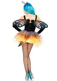 Strapless Butterfly Wings Costume