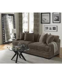 Kenton Fabric 2 Piece Sectional Sofa by Stylish Teddy Fabric Sofa Created For Macys Furniture Macys Sofas