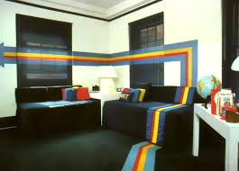 70s 80s Interior Design Kids Rooms