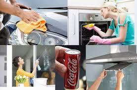 was kann mit cola reinigen 20 anwendungen im haushalt