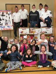 Donate Halloween Candy To Troops Overseas by Waldo Villagesoup