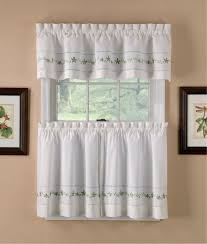 Kmart Curtains And Drapes by Kitchen Outstanding Kitchen Curtains At Sears 36 Inch Tier