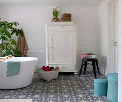 carrelage salle de bain metro papier peint imitation beton cire 16 carreaux de ciment et