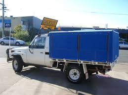 100 Canvas Truck Cap Trailer And Ute Canopies Rocklea