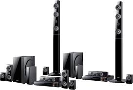 Two Ultimate Home Theater Systems New from Samsung