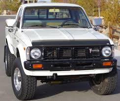 Daily Turismo: 5k: Seller Submission: 1980 Toyota Hilux 4X4 Pickup