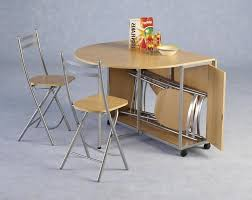 Folding Chair And Table - Facingwalls
