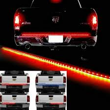 Waterproof Tailgate LED Strip Bar Reverse Brake Turn Signal Tail ... Amazoncom 60 Waterproof 5function 92 Led Strip Tailgate Bar How To Under Hood Light Bright Strips C10 Truck Chevy Youtube 108led 2 Row 2835smd Car Pickup Tail Pick Lvadosierracom Light Strip On 2009 Sierra Headlight Ultra Bright Neon Falcon Pink Blue White Red Amber Anzo Inch 4 Function 531045 Bed Led Lights Ideas 18 Amazing Lighting For Your Next Project Sirse Where Buy 12v White Strips For Cars Maxxima Runner Httpscartclubus Pinterest 8x24 Undeglow Tubes 6x10 Xkchrome Ios Android App Motorcycle Kit Multi Color 3 Size Fxible With