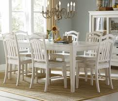 Dining Tables : Off White Round Kitchen Table Small White Dining ... 30 Rugs That Showcase Their Power Under The Ding Table Coastal Beach White Oak Round Room Set Zin Home Oval Sets Cute Unique Pedestal Kitchen Acme Versailles 9piece In Bone By Square For 4 Breakpr American Drew Jessica Mcclintock The Boutique Collection 7 Fniture Ideas Ikea And Chairs Clearance Liberty Farmhouse Reimagined Relaxed Vintage 5piece Bentleyblonde Diy Makeover With Annie Whitney Twotone Cottage Rotmans