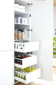 Free Standing Storage Cabinets Ikea by Oak Kitchen Pantry Storage Cabinet Broom Closet Free Standing