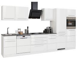 held möbel küchenzeile trient ohne e geräte breite 360 cm kaufen otto