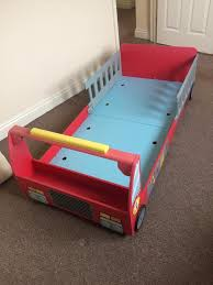 Kids Junior Fire Truck Bed | In Fakenham, Norfolk | Gumtree Step 2 Firetruck Toddler Bed Kids Fniture Ideas Fresh Fire Truck Beds For Toddlers Furnesshousecom Bunk For Little Boys Wwwtopsimagescom Beautiful Race Car Pics Of Style Wooden Table Chair Set Kidkraft Just Stuff Wood Engine American Girl The Tent Cfessions Of A Craft Addict Crafts Tips And Diy Pinterest Bed Details About Safety Rails Bedroom Crib Transition Girls