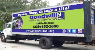 Goodwill Southwest Florida: Arrange A Donation Pick-up