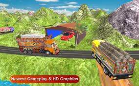 100 Truck Games Indian Cargo Driver Free Download Of Android