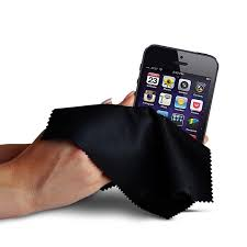 smartphone clean hygiene screen health