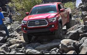 Report: Toyota Tacoma Only Truck To Make List Of 300K-plus Mile ...