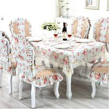 Dining Room Table Covers Set