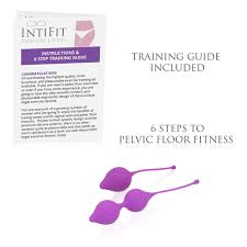 Pelvic Floor Muscle Training by Amazon Com Intifit Premium Kegel Exercise Weight Training Set For