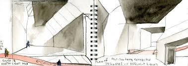 100 Steven Holl Sketches IconicEchoicHepatic Written In Water